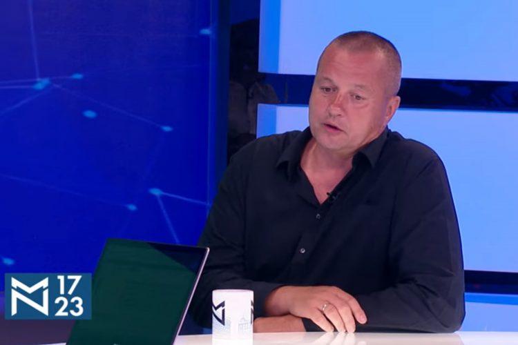 Robert Čoban, gost, emisija Među nama, Medju nama