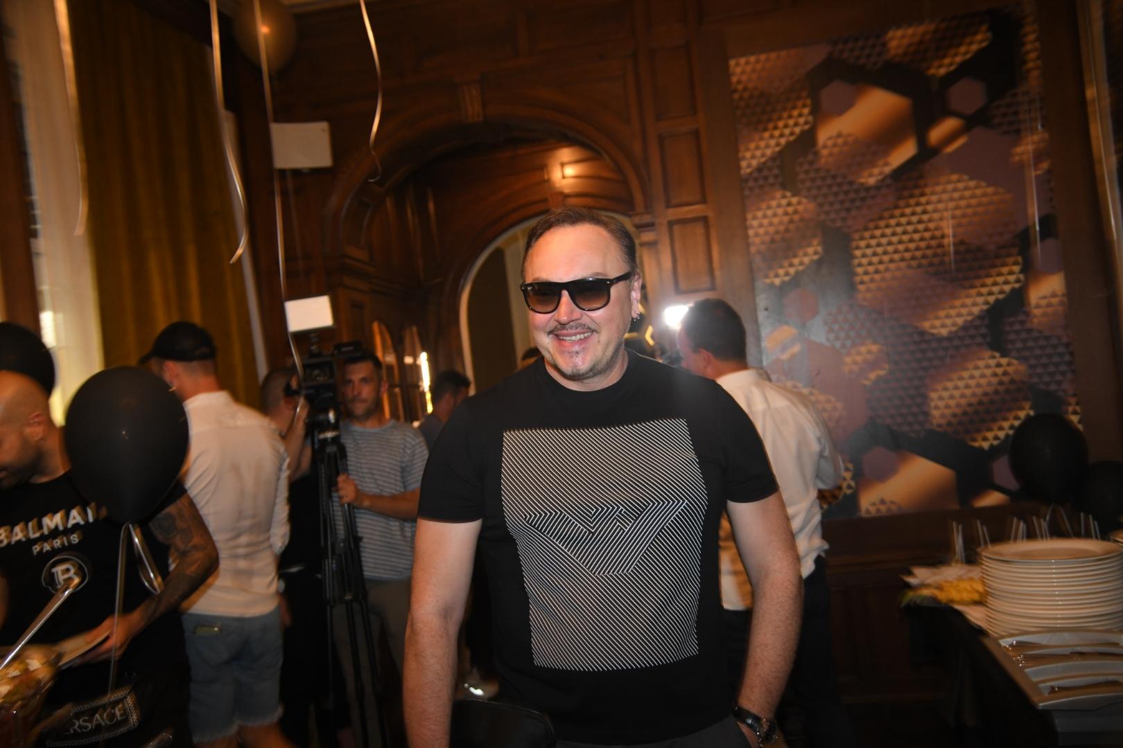 Nenad Knežević Knez Otvaranje restorana Košnica, restoran, poznati