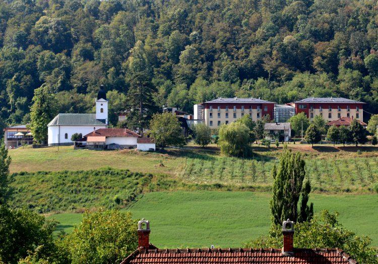 Petnica, Istraživačka stanica Petnica, Istraživački centar Petnica, zgrada