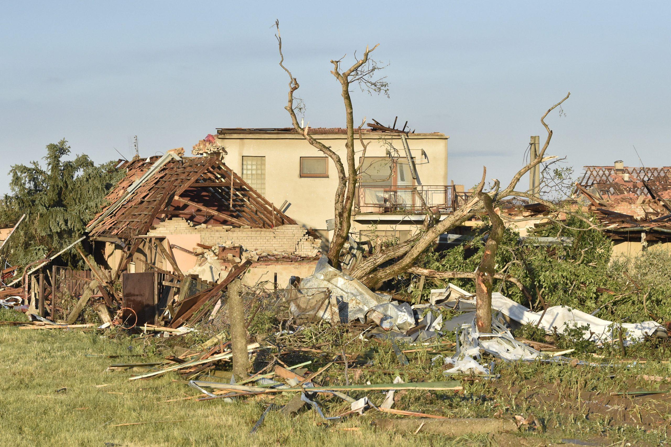 Ceska tornado