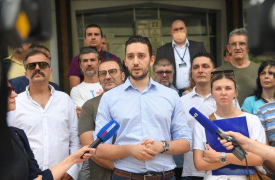 Pavle Grbovic Sergej Trifunovic Pokret slobodnih gradjana