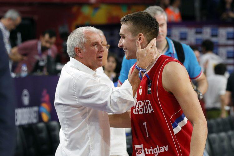 Željko Obradović, Bogdan Bogdanović