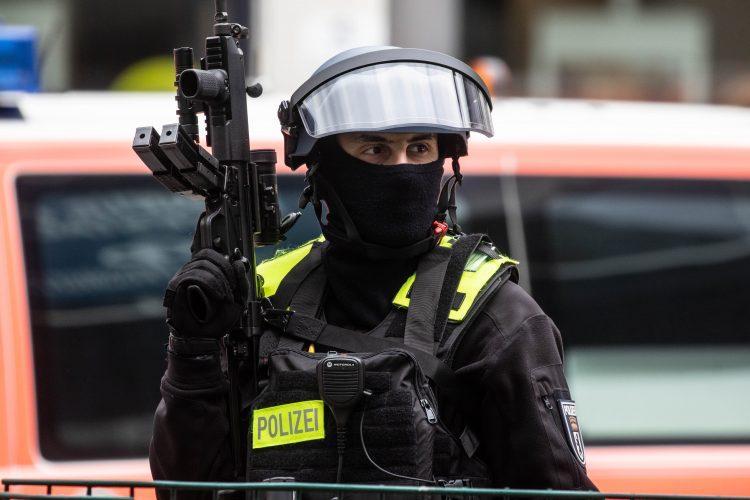 Nemačka, policija