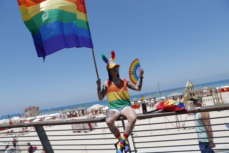 Tel Aviv, parada ponosa, lgbt