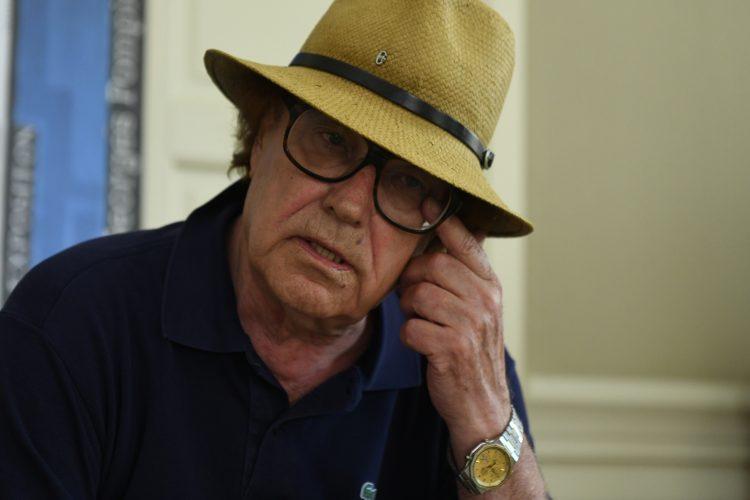 Lordan Zafranović, reditelj, intervju