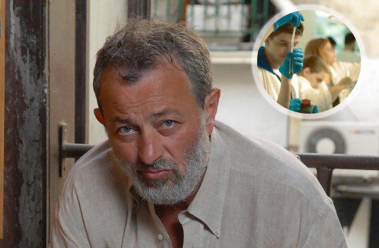 Mika Aleksić, Petnica kombo