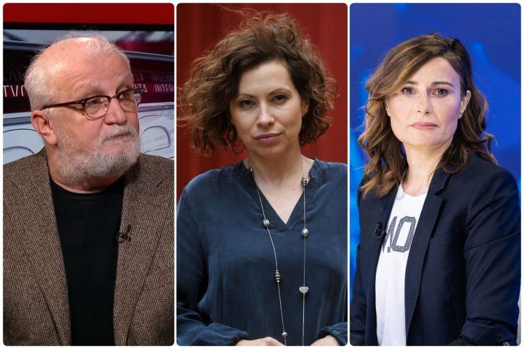 Biljana Srbljanovic, Haris Pasovic i Tena Stivicic