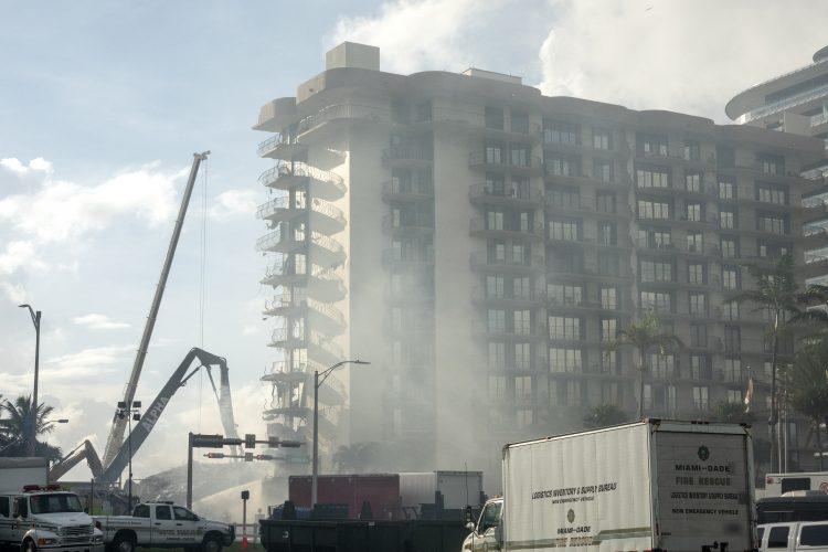 Florida Majami zgrada pozar