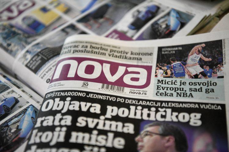 Novine Nova