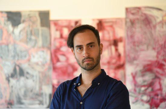 Oktobarski salon Sanjari izlozba Vladimir Lalic slikar