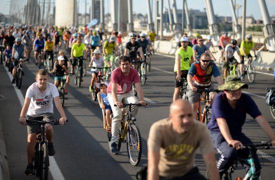 Ulice za bicikliste biciklisti