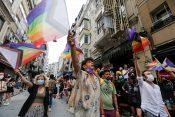 Turska Istanbul Parada ponosa policija