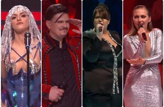 Isak Sabanovic, Marija Gruevska, Krstinja Todorovic i Zorja Pajovic