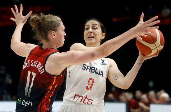 Srbija vs Belgija