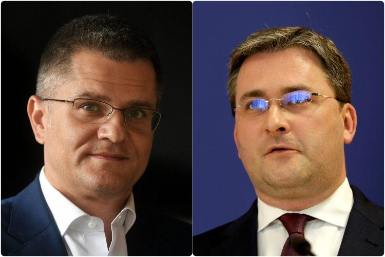 Vuk Jeremic i Nikola Selakovic
