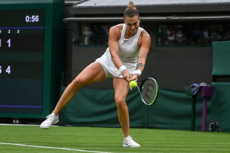 Arina Sabalenka