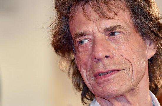 Mick Jagger, Mik Džeger