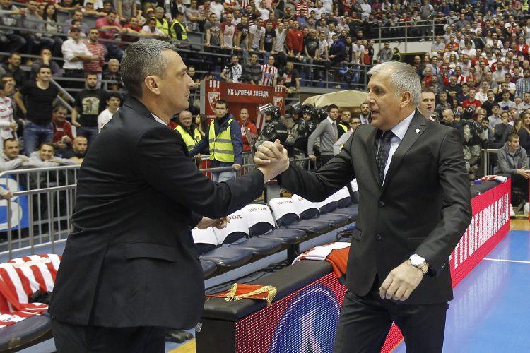 Dejan Radonjić i Željko Obradović