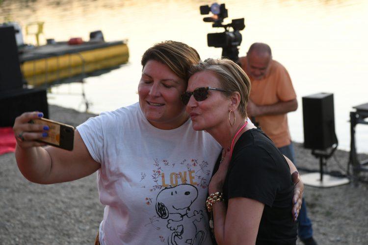 Gala Videnović, Bal na vodi, film, restaurirana verzija filma