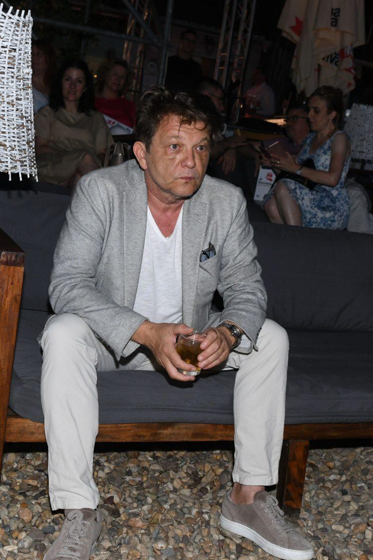 Dragan Bjelogrlić, Bal na vodi, film, restaurirana verzija filma