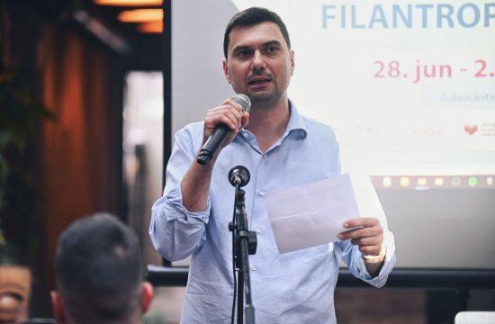 Festival filantropije i Naš Beograd slave dobročinstvo i volontiranje, Fondacija Ana i Vlade Divac
