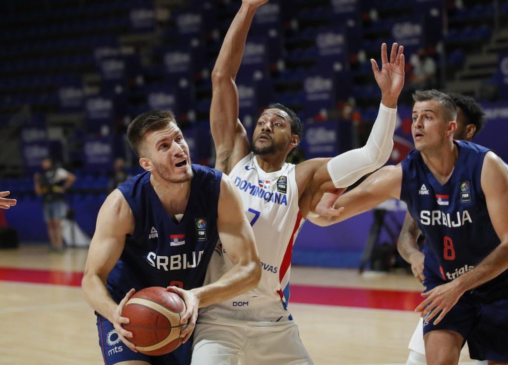 Košarkaška reprezentacija Srbije, Filip Petrušev