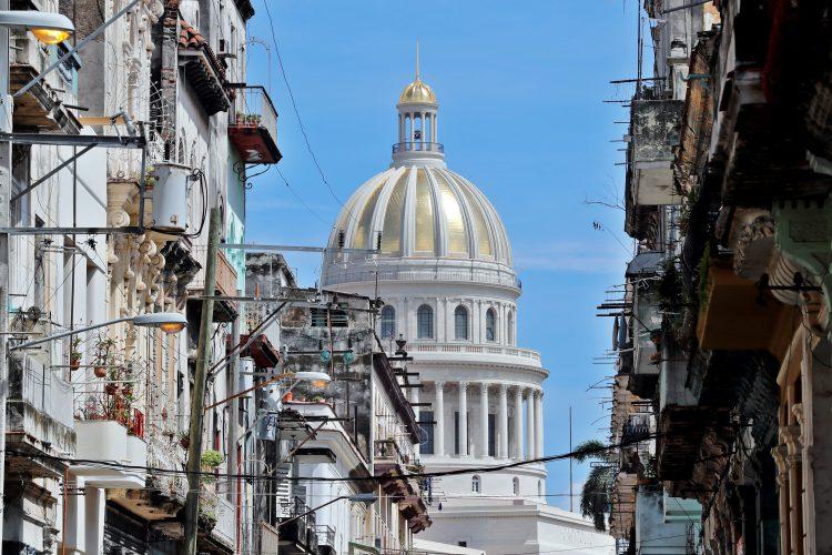 Kuba, zemljotres