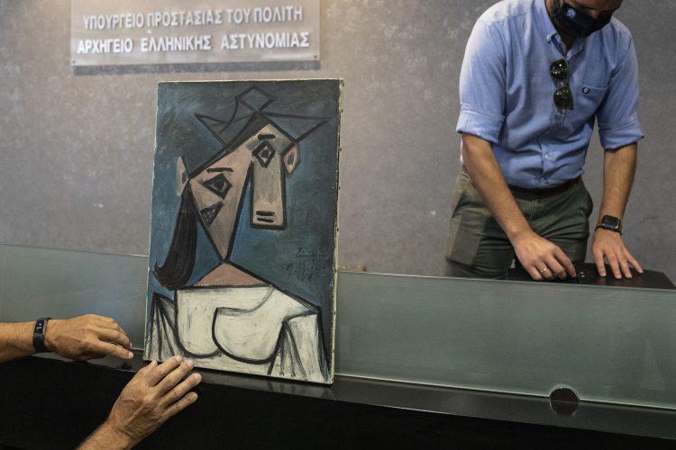 Ukradena Pikasova slika Pablo Pikaso