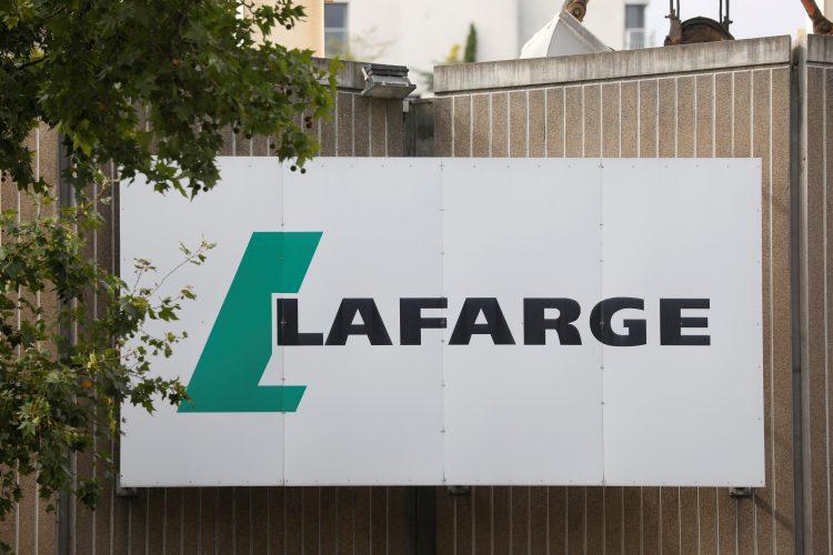 Lafarge, Lafarž, fabrika