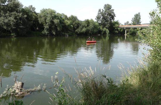 Ronioci, Žandarmerija, policija, reka Morava, telo Velikbor K. Loznica