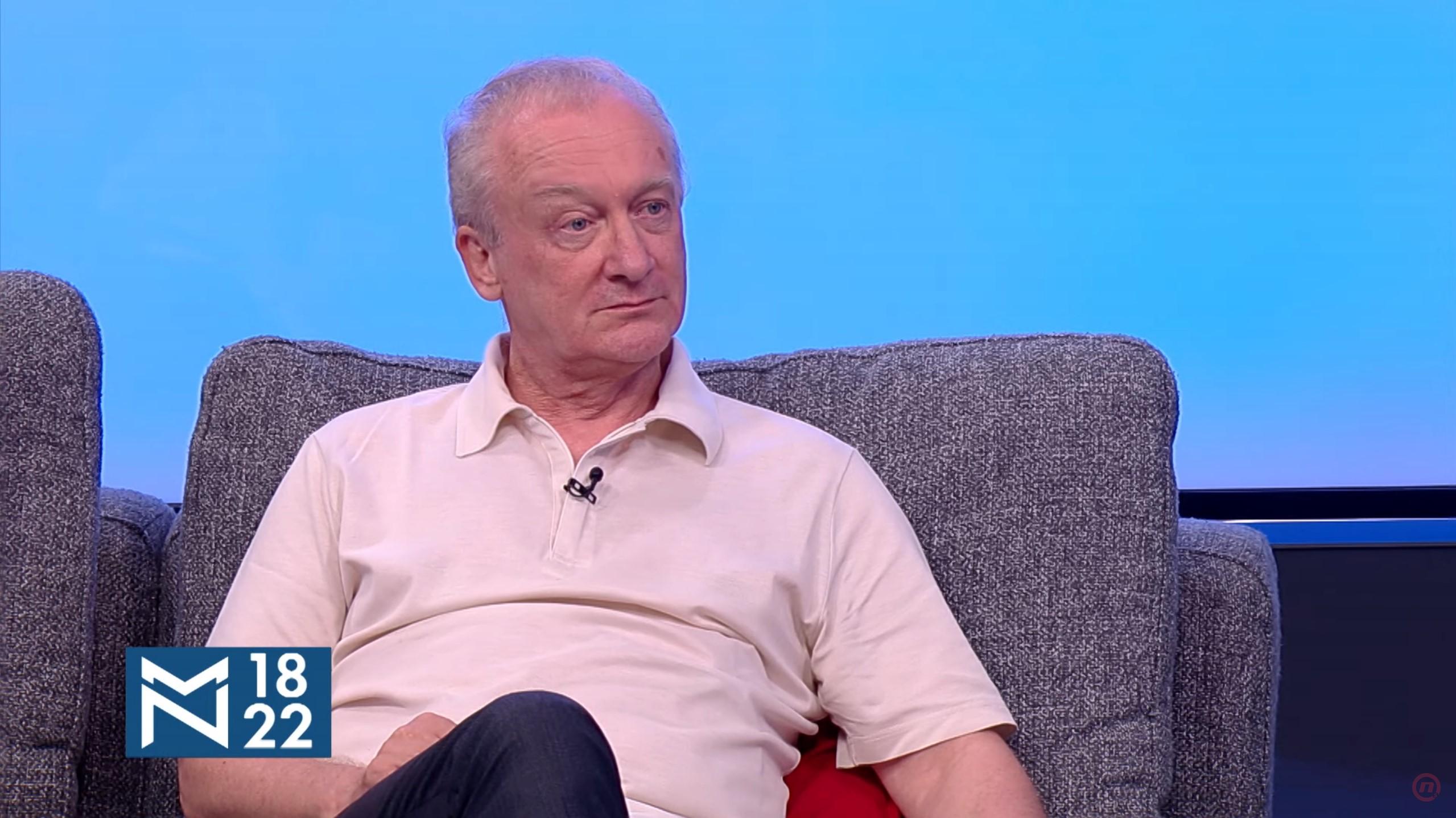 Zoran Mihajlović, Platežna nejednakost, emisija Među nama, Medju nama