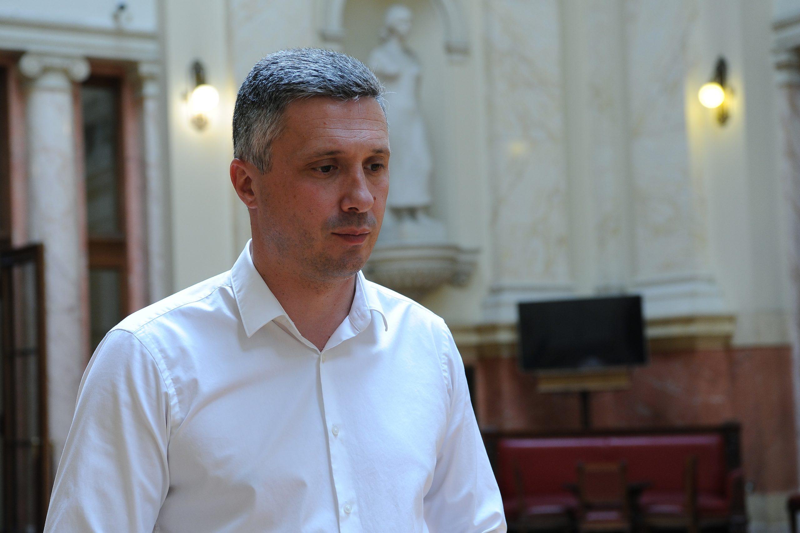Bosko Obradovic Skupstina Srbije
