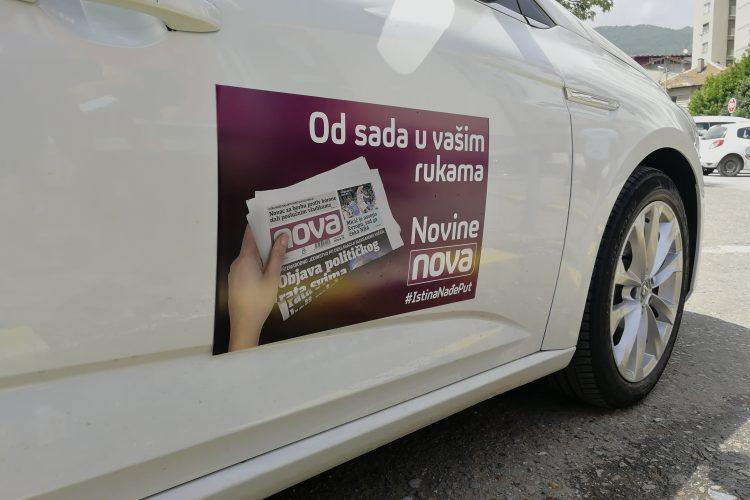 Karavan novine Nova Vranje
