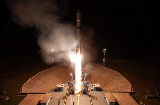 Ruska raketa Sojuz