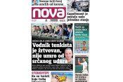 Dnevne novine Nova naslovna za 02 jul