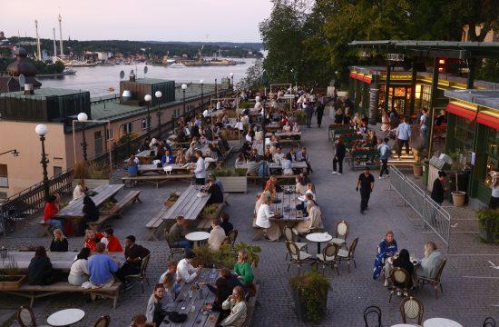 Stokholm restorani Svedska
