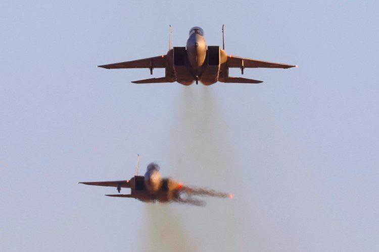 Izraelski avioni