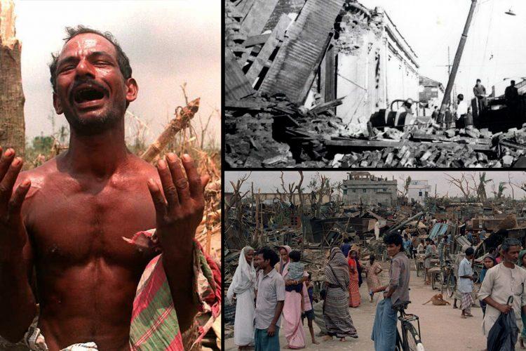Najveće prirodne katastrofe