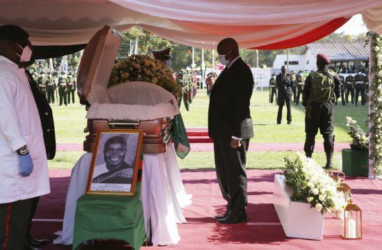 Odrzana komemoracija Kenet Kaunda Lusaka