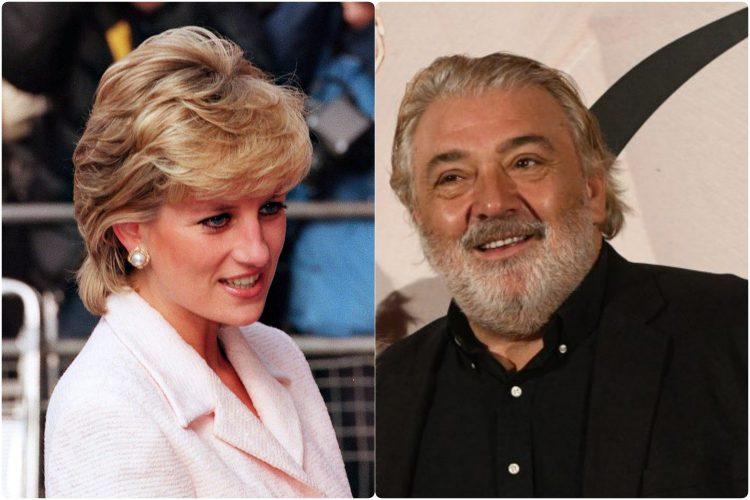 Princeza Dajana i Boba Zivojinovic