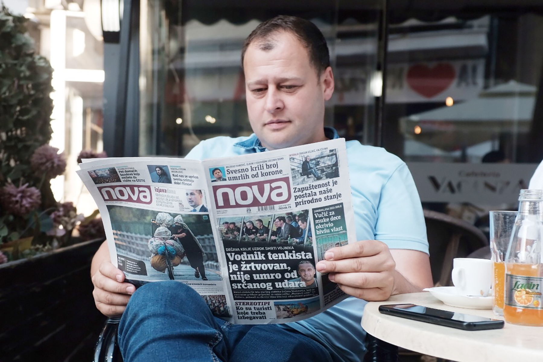 Novi Pazar dnevne novine Nova