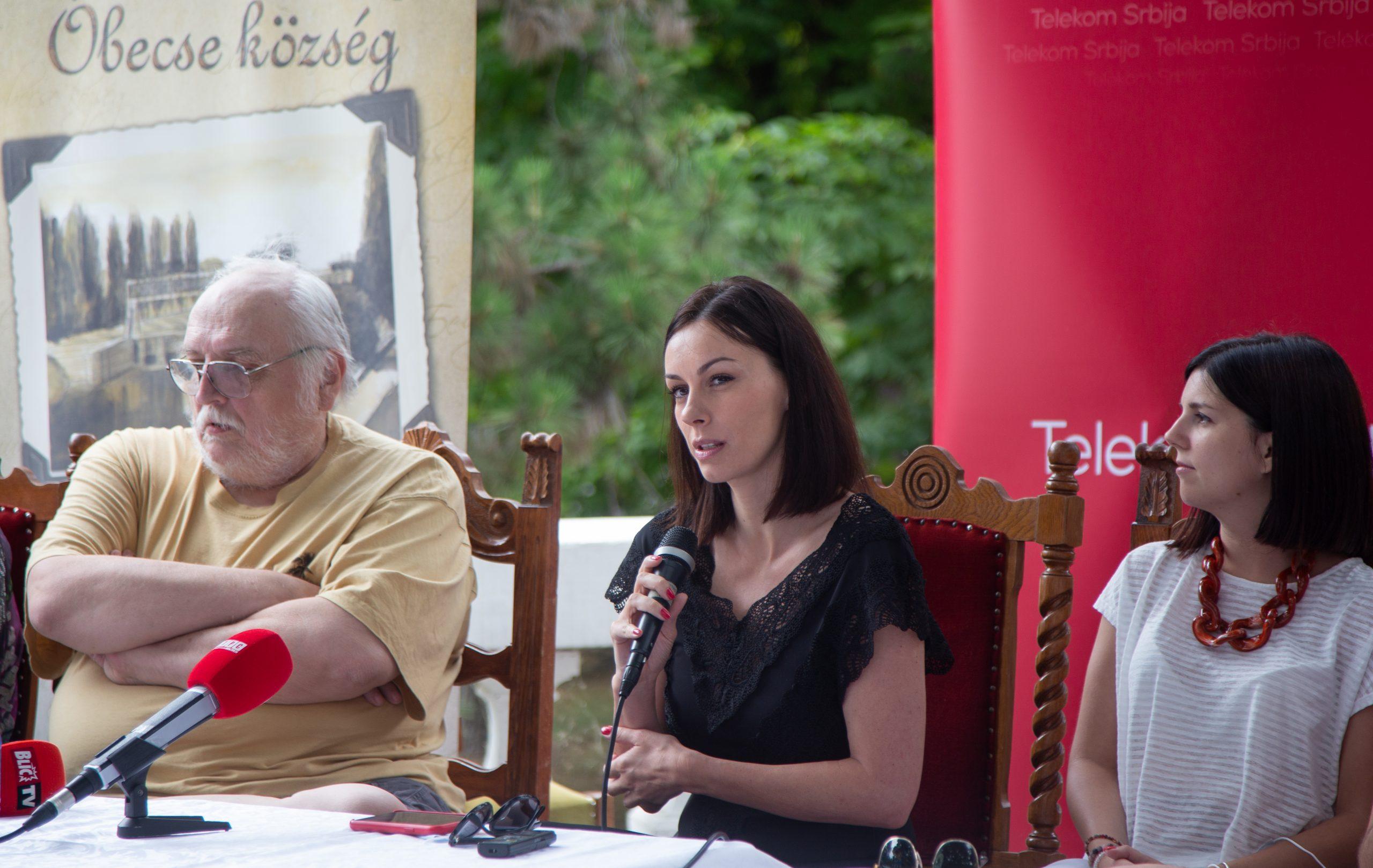 Slobodan Sijan Sloboda Micalovic konferencija za novinare film Budi Bog s nama