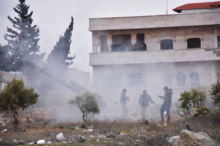 Idlib Sirija