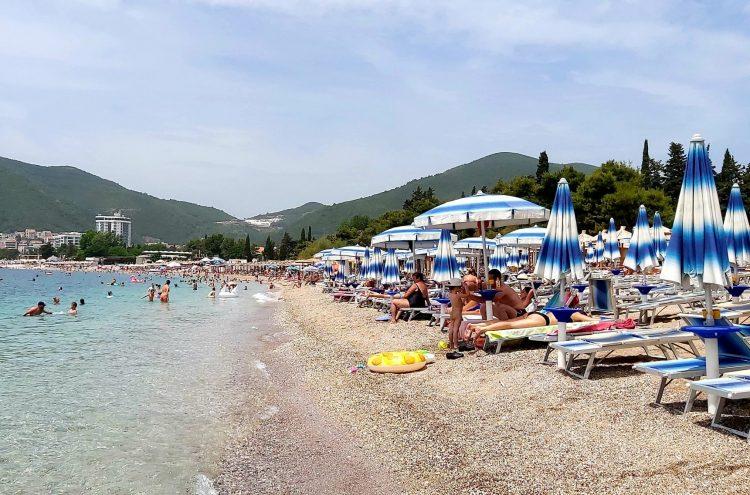 Crna Gora plaza