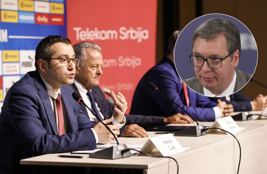 FSS, Aleksandar Vučić, kombo