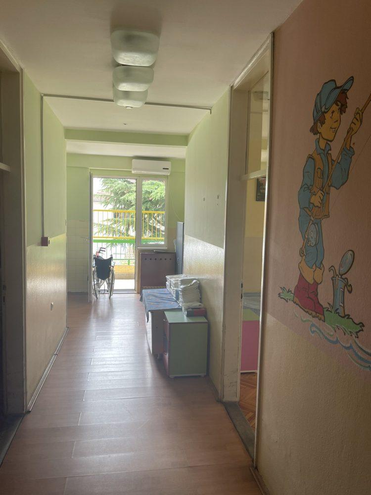 Darija Kisić Tepavčević, nenajavljena poseta, Ustanova za smeštaj dece i mladih Duško Radović u Nišu, Niš
