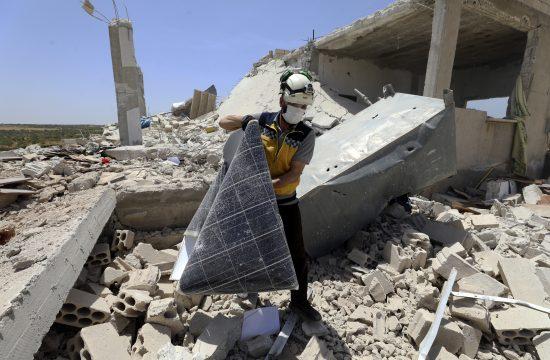 Sirija, Idlib