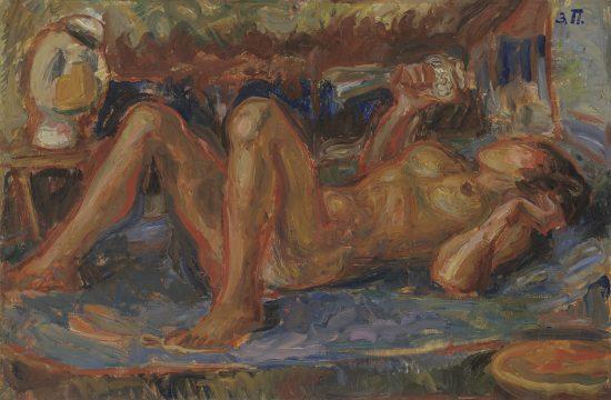 Zora Petrović, Čežnja, 1933 Spomen-zbirka Pavla Beljanskog