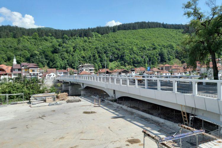 Prijepolje Most na Limu, Fatihov most, reka Lim