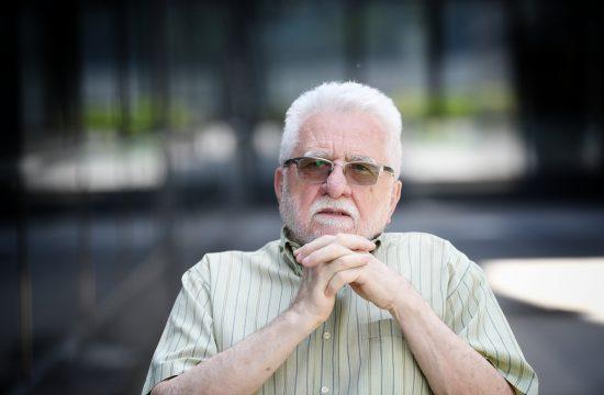 Profesor Zoran Radovanović, epidemiolog